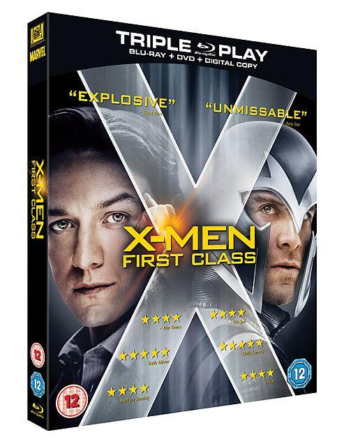 X-Men - First Class (Blu-Ray)