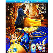 Beauty & The Beast (Live Action) Blu-ray Double Pack