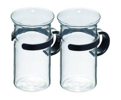 Bodum Melior Coffee Glasses, 0.3L (Set of 2)
