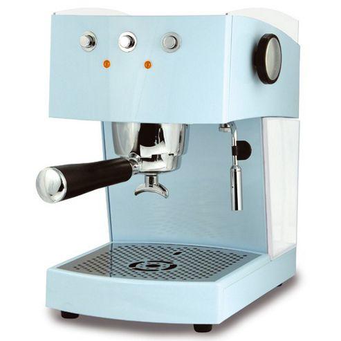Ascaso Arc Fun Versatile Espresso Coffee Machine in Kid Blue