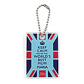 Help for Heroes Personalised Mother's Day Keyring