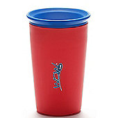 Wow Gear Wow Cup Spill-Free 360° Drinking Cup (Red)