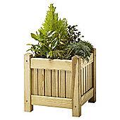 Kelkay Wooden Planter, 33cm