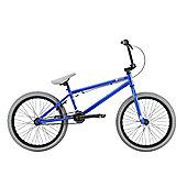 """Haro Leucadia 20.3"""" TT 20"""" BMX Bike 2018 Blue"""