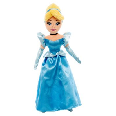 Posh Paws Disney Princess Plush Cinderella 16 Plush