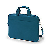 "Dicota Slim Case Base 13-14.1 14.1"" Messenger Blue"