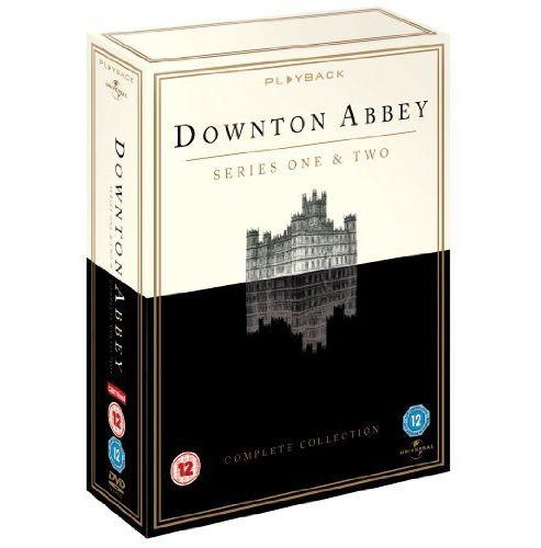Downton Abbey Series 1 & 2  (DVD Boxset)