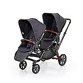 ABC Design Zoom Style Tandem + Safety Buggy Lights - Street 2017
