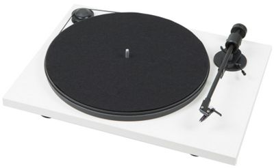 Project Primary Turntable (Red)