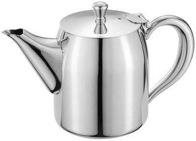 Judge Stainless Steel Teaware Tall Teapot 600ml 3 Cup