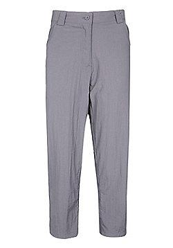 Mountain Warehouse Terrain Womens Capris - Grey