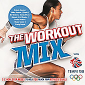 Various Artists The Workout Mix Team GB 3CD