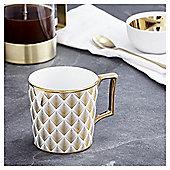 Fox & Ivy Soho Diamonds Mug