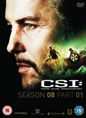 Csi: Crime Scene Investigation - Season 8 Part 1 (DVD Boxset)
