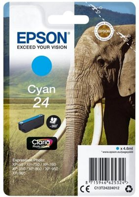 Epson Claria Photo HD Ink Cartridge C13T24224012