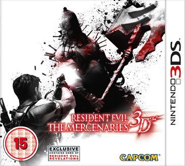 Resident Evil - The Mercenaries 3D (3DS)