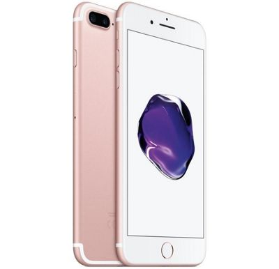 Buy Tesco Mobile Iphone 7 Plus 32gb Rose Gold From Our Iphones Range