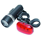 2-Piece LED Bicycle Light
