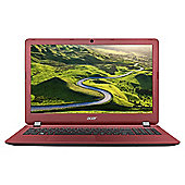 "Acer 15.6"" ES15 Intel Pentium 8GB RAM 1TB HDD DVDRW Red Laptop"