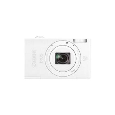 Canon IXUS 510 Digital Camera, White, 10.1MP, 12x Optical Zoom, 3.2 inch LCD Screen