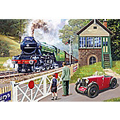 Back on Track - 500pc Puzzle