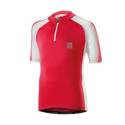 Altura Sprint Kids SS Jersey Pink/White Size: 10