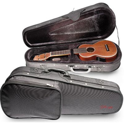 Stagg HGB2UK-S Soprano Ukulele Soft Case - Black