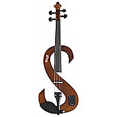 Stagg Electric Violin Outfit - Violinburst