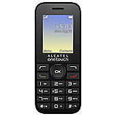 Tesco Mobile Alcatel 1016G Black