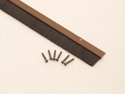 Exitex Bru Brushstrip White Pvc 914mm