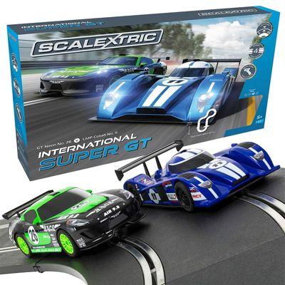 SCALEXTRIC Set C1369 International Super GT Set