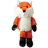 Paw-rrifics Fox Hand Puppet By Manhattan Toys