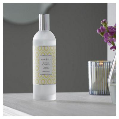 Fox & Ivy Citrus & Neroli  Luxury Scented 100ml Room Spray
