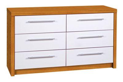 Premier Housewares Hudson 6 Drawer Chest