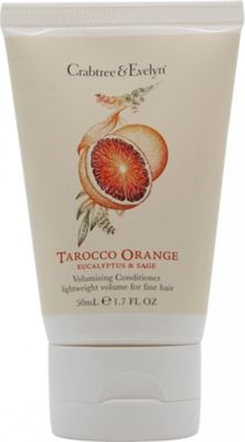 Crabtree & Evelyn Tarocco Orange Eucalyptus & Sage Conditioner 50ml