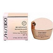 Shiseido Benefiance Wrinkle Resist 24 Day Cream 50ml SPF15