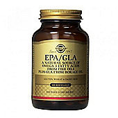 Solgar EPA/GLA Softgels 60