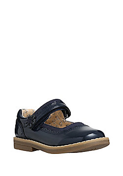F&F Patent Mary Jane Shoes - Navy