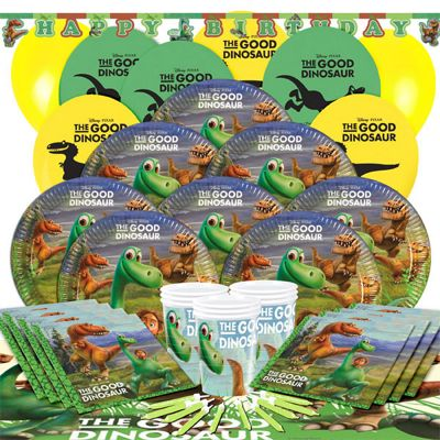 Good Dinosaur Party Pack - Deluxe Pack for 16