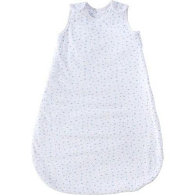 My Little World Blue Stars Sleeping Bag (0-6 Months)