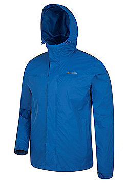 Torrent Mens Waterproof Jacket - Electric blue