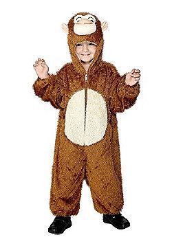 Child Monkey Costume Medium