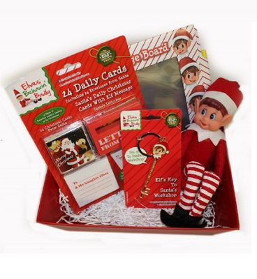 Christmas Elf Gift Box 6
