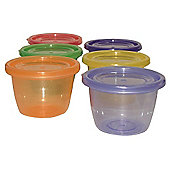 Dreambaby 5oz Lose or Re-Use Snack Cups Pack of 6