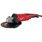 Milwaukee AG22-230DMS 230mm Angle Grinder 2200 Watt 240 Volt