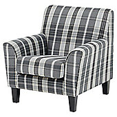 Wrayton Accent Chair, Grey