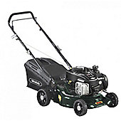 "Webb 16"" Steel Deck Hand Propelled Rotary Lawnmower"