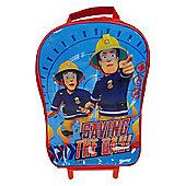 Fireman Sam 'Saving The Day' Wheeled Bag