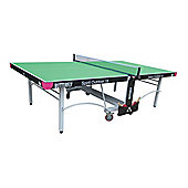 Butterfly Spirit 18 Outdoor Table Tennis Table (Green)