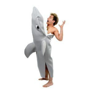Bristol Novelty AC442 Shark Bite Costume